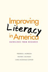 Improving Literacy in AmericaGuidelines from Research